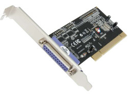 SIIG JJ-P01411-S1 PCI 1-Port DB-25 Parallel Adapter