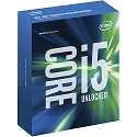 Intel LGA1151 Core-i5 x4 3.5GHz 91W 6MB (HD530 GFX) Unlock