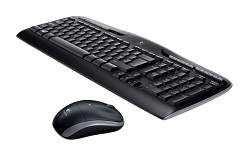 Logitech MK320 USB Wireless Keyboard/Mouse Combo