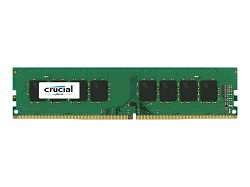 Crucial 8GB DDR4 2400 (PC4 19200) DIMM (Retail)