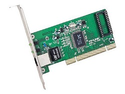 TP-LINK PCI 1-Port Gigabit Adapter