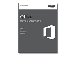 Microsoft Office for Mac Home and Student 2016 PKC (P2)