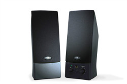 Cyber Acoustic 2-pc USB-amplified Speakers