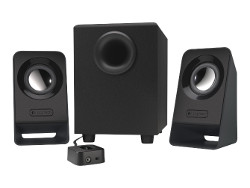 Logitech Z213 2.1-channel 7W/14W Speakers