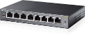 TP-LINK 8-Port Gigabit Switch w/4-Port PoE