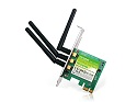 TP-LINK  PCIe x1 802.11n Dual Band Adapter (LP)